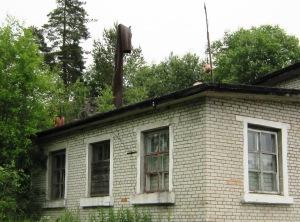 Демонтаж высотных металлических труб